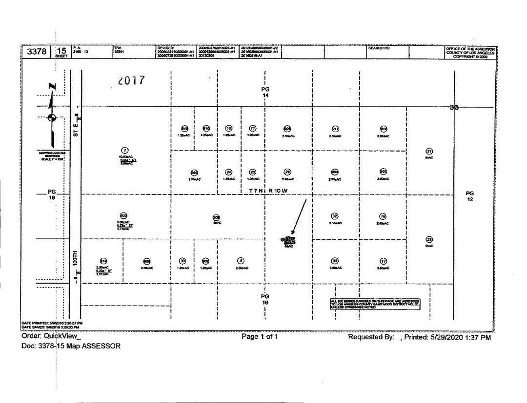 Vac/Vic Avenue L12/13 Ste, PALMDALE, Vacant Land / Lot,  for sale, Judy  Stringari, Realty World - Golden Hills